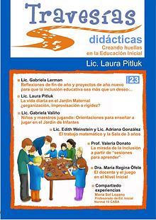 Revista Travesías Didácticas Nº 23