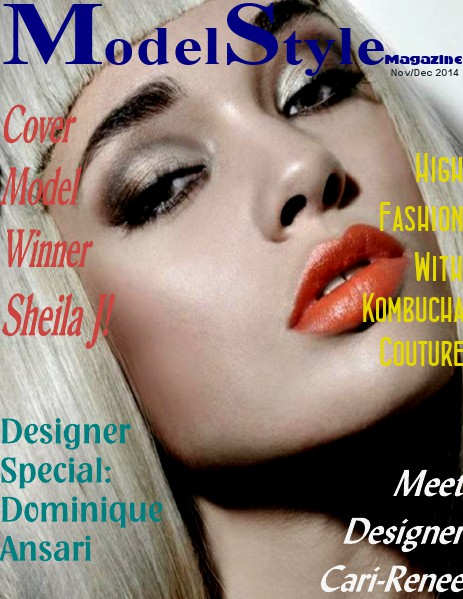 ModelStyle Magazine Nov/Dec 2014
