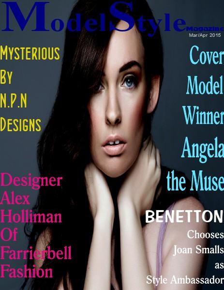 ModelStyle Magazine Mar/Apr 2015