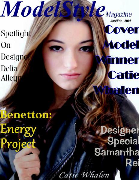 ModelStyle Magazine Jan/Feb. 2016