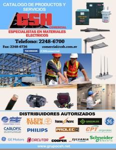 CSH Comercial 2014