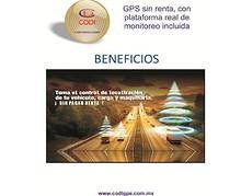 GPS SIN RENTA CON PLATAFORMA DE MONITOREO INCLUIDA dic,2013