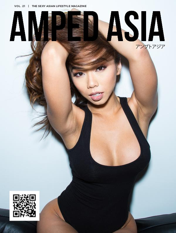 Amped Asia Magazine Vol 21: Victoria My Nguyen / Amped America