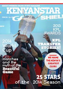 Kenyanstar 2013 Review