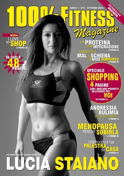 100% Fitness Mag - Anno 0 Ottobre 2006