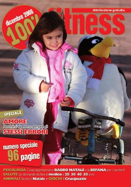 100% Fitness Mag - Anno II Dicembre 2008