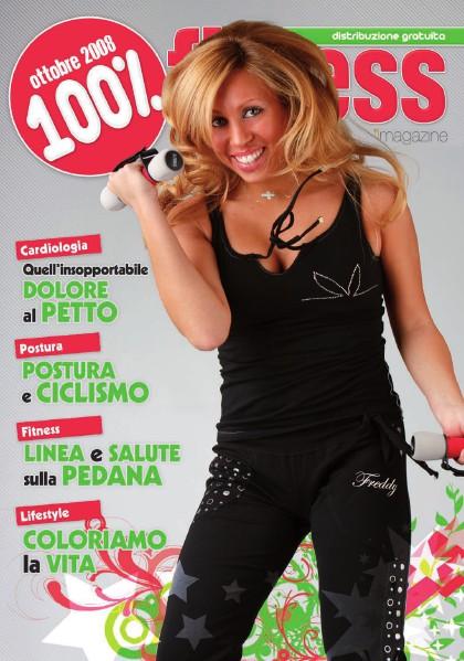 100% Fitness Mag - Anno II Ottobre 2008