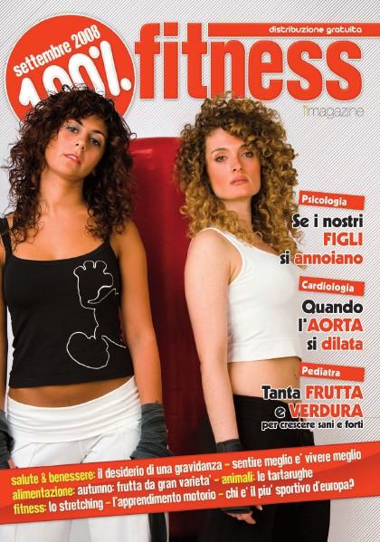 100% Fitness Mag - Anno II Settembre 2008