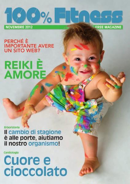 100% Fitness Mag - Anno VI Novembre 2012