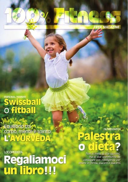 100% Fitness Mag - Anno VI Aprile 2012