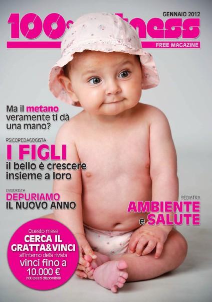 100% Fitness Mag - Anno VI Gennaio 2012