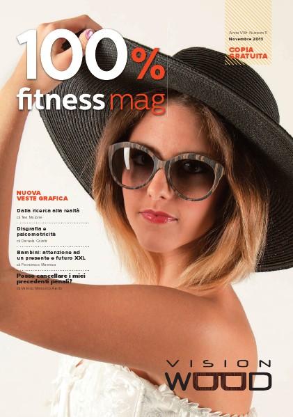 100% Fitness Mag - Anno VII Novembre 2013