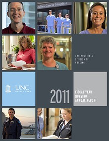 2011 UNC Nursing Annual Report