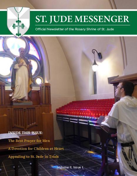 Volume II, Issue I