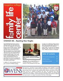 Family Life Center Newsletter