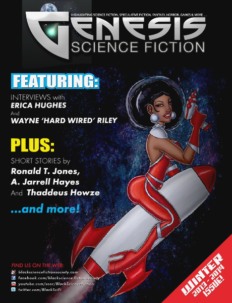 Genesis Science Fiction Magazine Issue #4 Electronic Edition