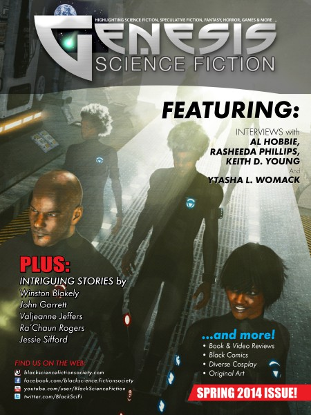 Genesis Science Fiction Magazine Issue #5 Electronic Edition
