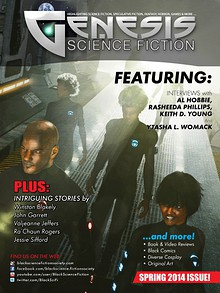 Genesis Science Fiction Magazine