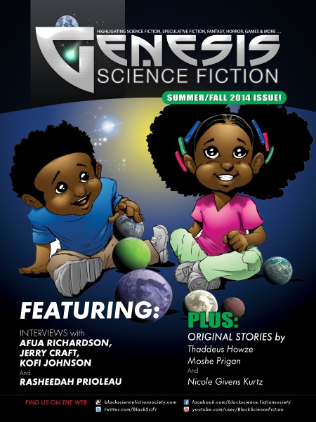 Genesis Science Fiction Magazine Issue #6 Electronic Edition