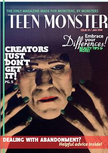 Teen Monster