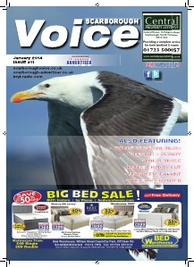 Scarborough Voice Issue #11 - January