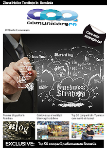 ComunicarePR Newspaper